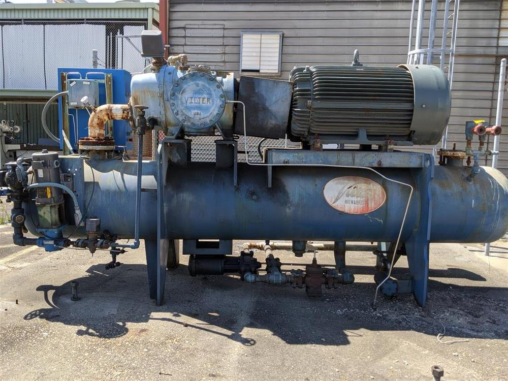 Image VILTER Screw Compressor 1479196
