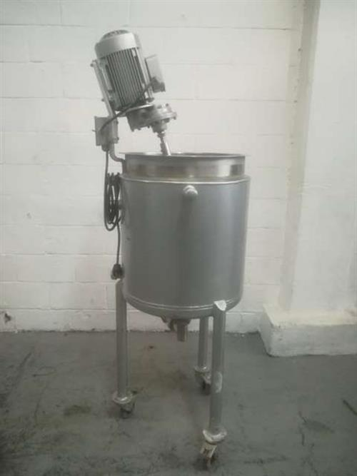 Image 28 Gallon Jacketed Tank - Stainless Steel 1479414