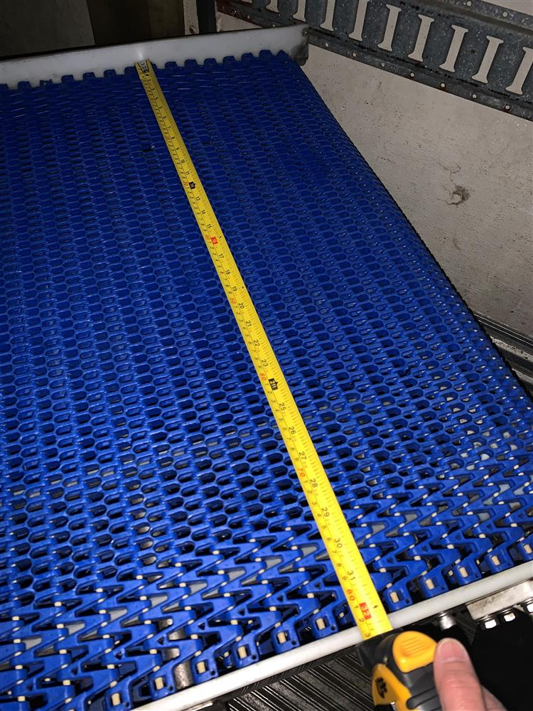 Image 90 Degree GFORCE Interlock Conveyor - Food Grade 1480146