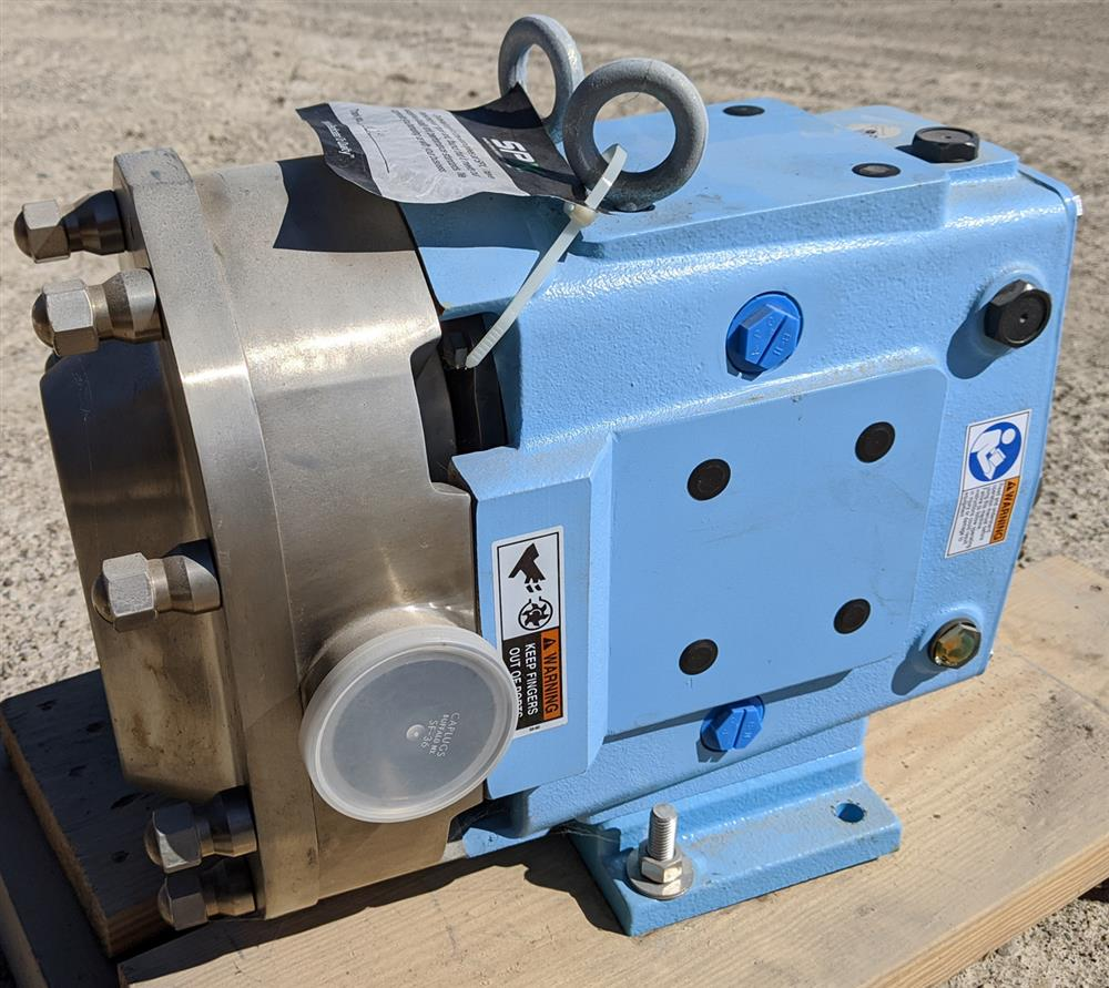 Image WAUKESHA U60 Positive Displacement Pump 1481424