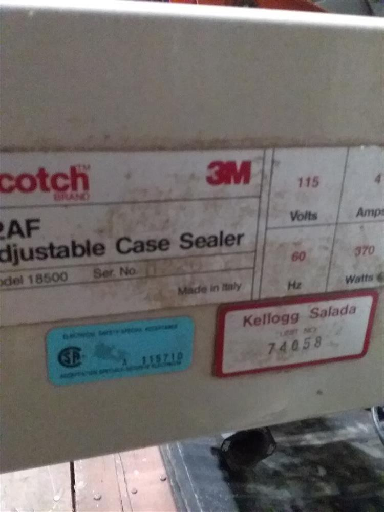 Image 3M Top and Bottom Case Taper 1481604