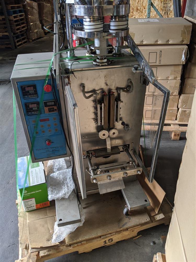 Image TELESONICS SB 60A Stick Pack Machine 1482063