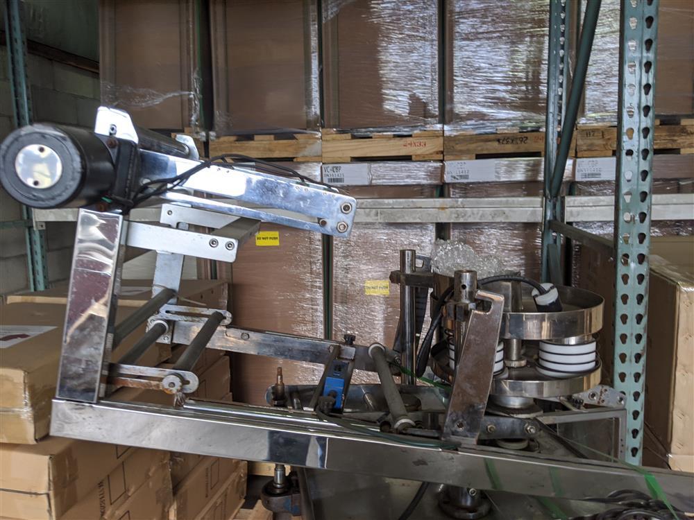 Image TELESONICS SB 60A Stick Pack Machine 1482066