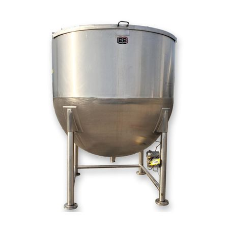 Image 975 Gallon LEE Kettle Tank - Stainless Steel 1482998
