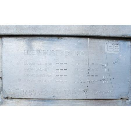 Image 975 Gallon LEE Kettle Tank - Stainless Steel 1483092
