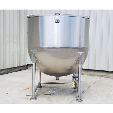 Image 975 Gallon LEE Kettle Tank - Stainless Steel 1482999
