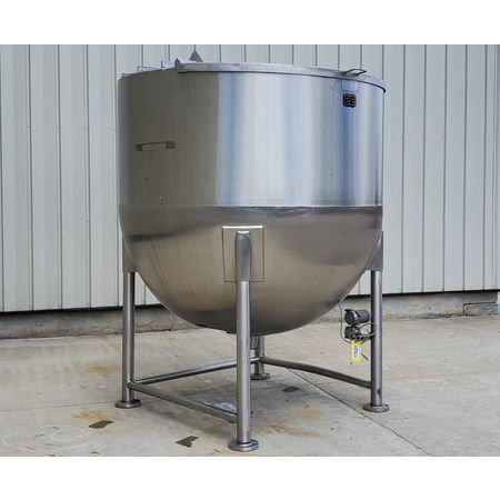 Image 975 Gallon LEE Kettle Tank - Stainless Steel 1483001
