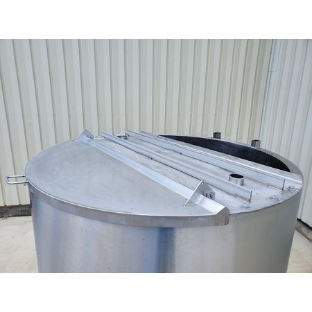 Image 975 Gallon LEE Kettle Tank - Stainless Steel 1483003