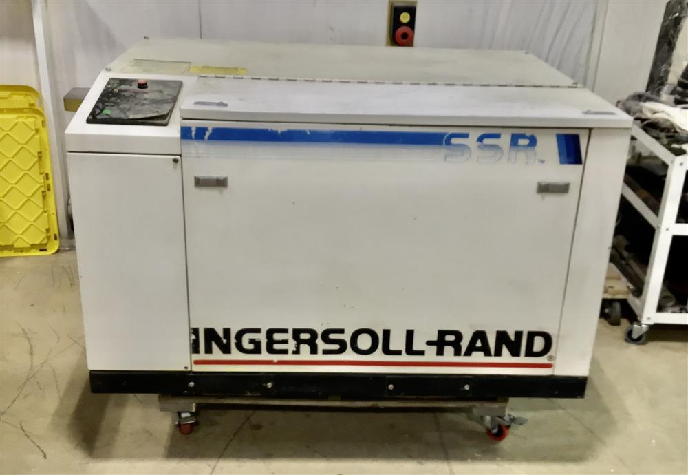 Image INGERSOLL RAND Air Compressor  1483635