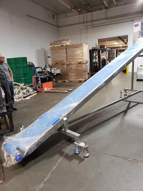 Image RADEMAKER Mobile Incline Conveyor 1483802