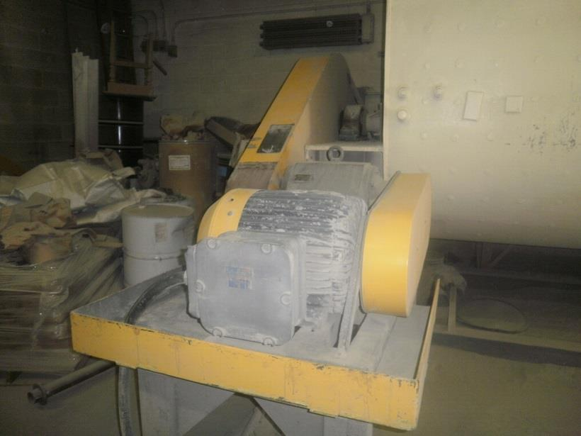 Image 350 Cu. Ft. K&H MFG. Jacketed Double Ribbon Blender - Stainless Steel 1484099