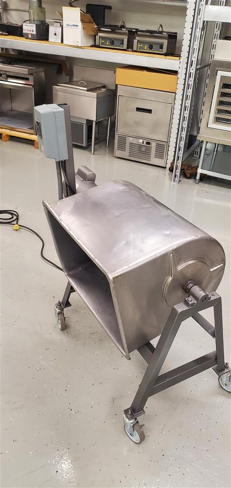 Image LELAND MEAT Sausage Mixer - Stainless Steel  1484110