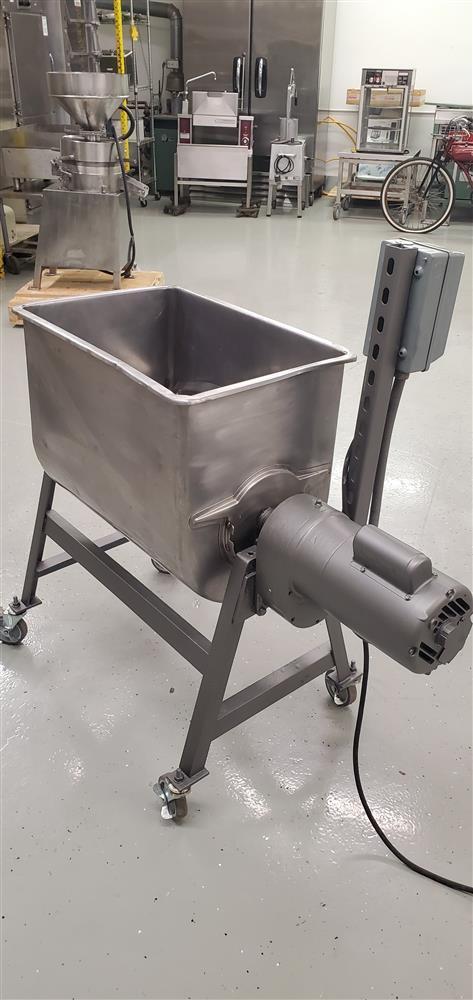Image LELAND MEAT Sausage Mixer - Stainless Steel  1484113