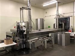 Image XNUDONG XDDL-8500 Continuous Oil Fryer 1486017