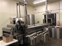 Image XNUDONG XDDL-8500 Continuous Oil Fryer 1486018
