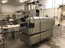 Image XNUDONG XDDL-8500 Continuous Oil Fryer 1486023