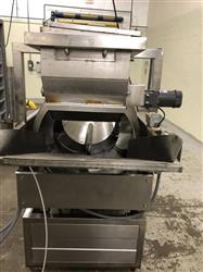 Image XNUDONG XDDL-8500 Continuous Oil Fryer 1486024