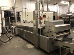 Image XNUDONG XDDL-8500 Continuous Oil Fryer 1486027