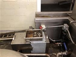 Image XNUDONG XDDL-8500 Continuous Oil Fryer 1486029