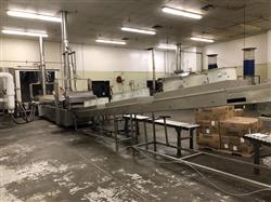 Image XNUDONG XDDL-8500 Continuous Oil Fryer 1486011