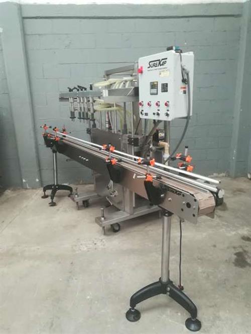 Image SURE-PAK SKF 5000  Pressure Gravity Liquid Filler 1485996