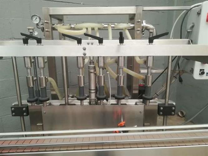 Image SURE-PAK SKF 5000  Pressure Gravity Liquid Filler 1485997