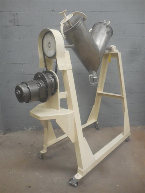 Image 14 Gallon V Powder Mixer 1486224