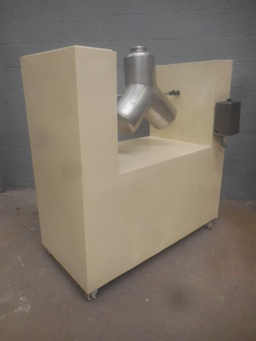 Image 5 Gallon V Powder Mixer 1486234