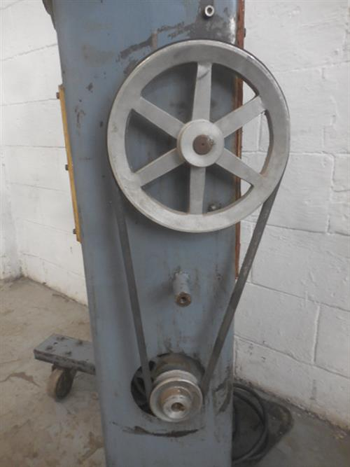Image STOKES Oscillating Granulator - Stainless Steel 1486262