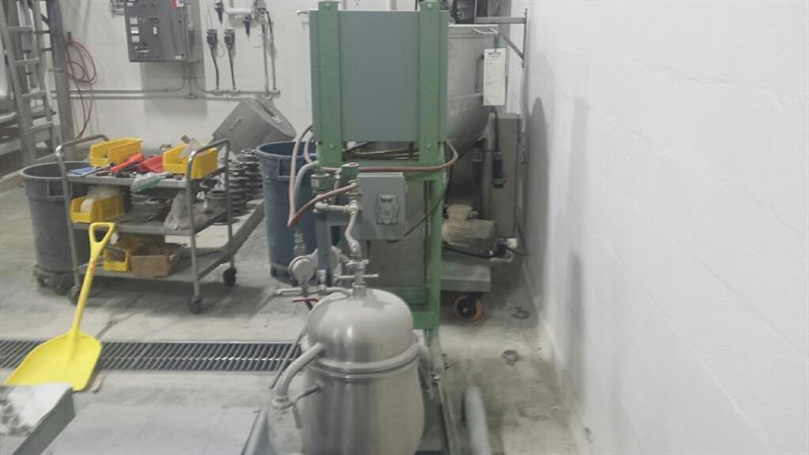 Image WESTFALIA SA1-02-175 High Speed Separator/Centrifuge 1486297