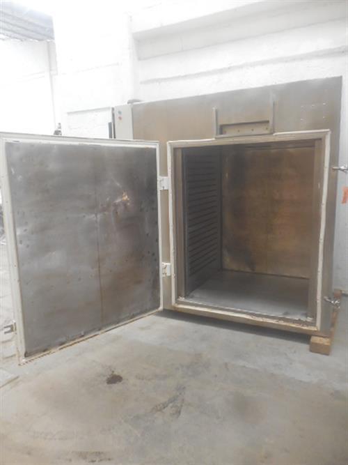 Image Double Door Sterilizer Oven - Stainless Steel 1486302