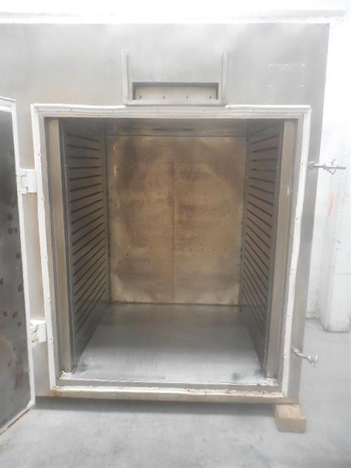 Image Double Door Sterilizer Oven - Stainless Steel 1486303