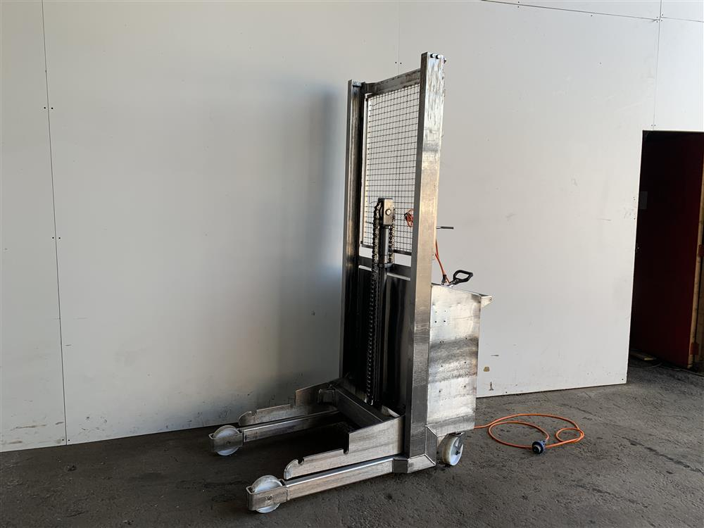 Image SYSPAL Tote Bin Lifter 1486307