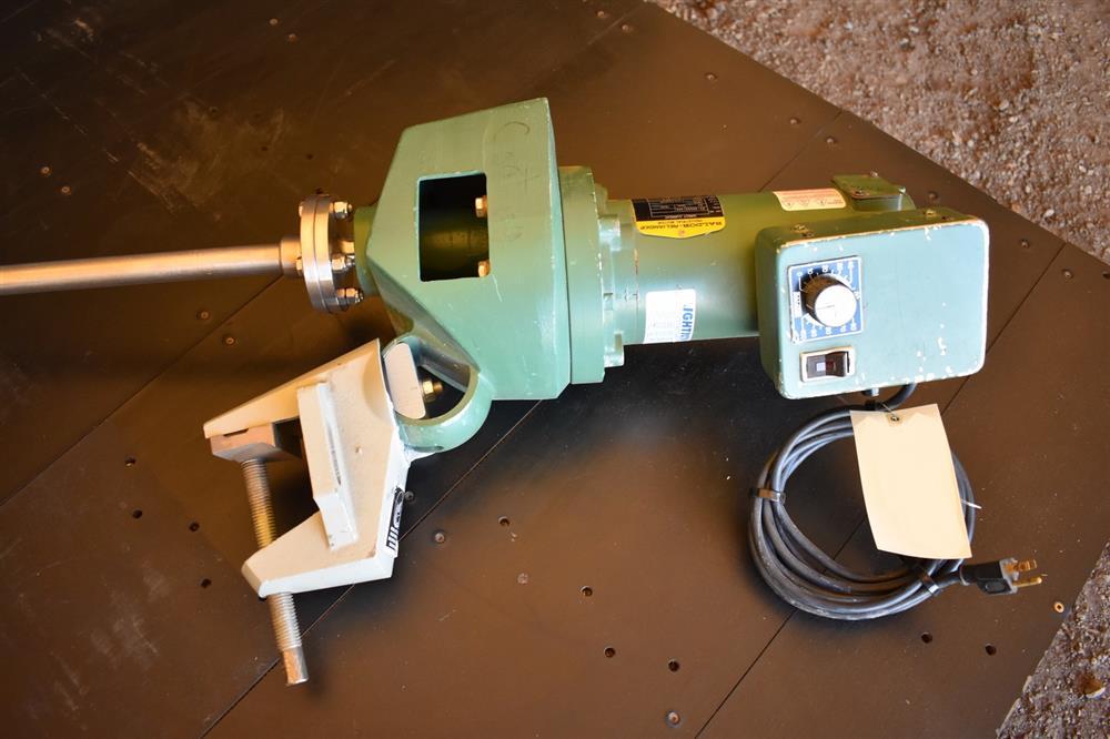 Image LIGHTNIN XJ 30 VM Clamp-On Mixer 1486452