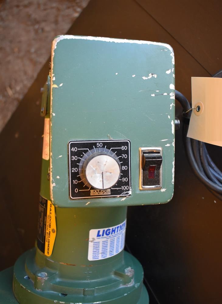 Image LIGHTNIN XJ 30 VM Clamp-On Mixer 1486453