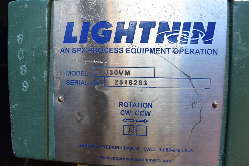 Image LIGHTNIN XJ 30 VM Clamp-On Mixer 1486456