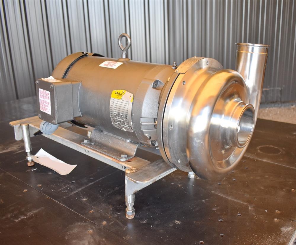 Image AMPCO 3x2.5 MC2 Centrifugal Pump 1486472