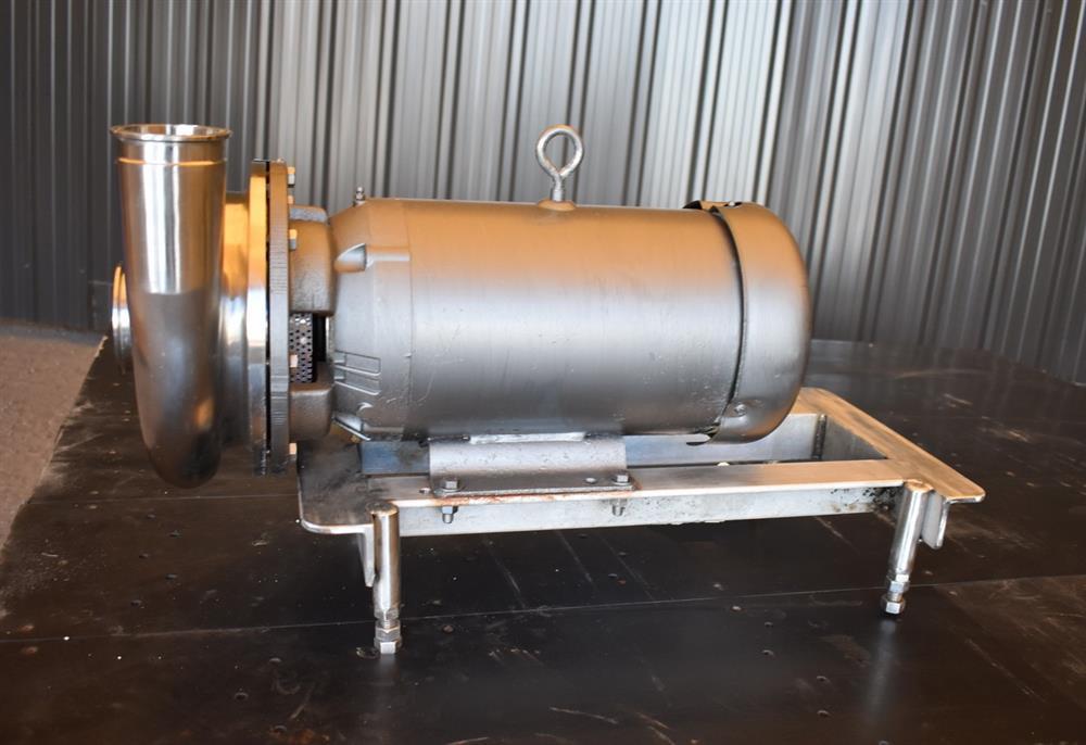 Image AMPCO 3x2.5 MC2 Centrifugal Pump 1486473