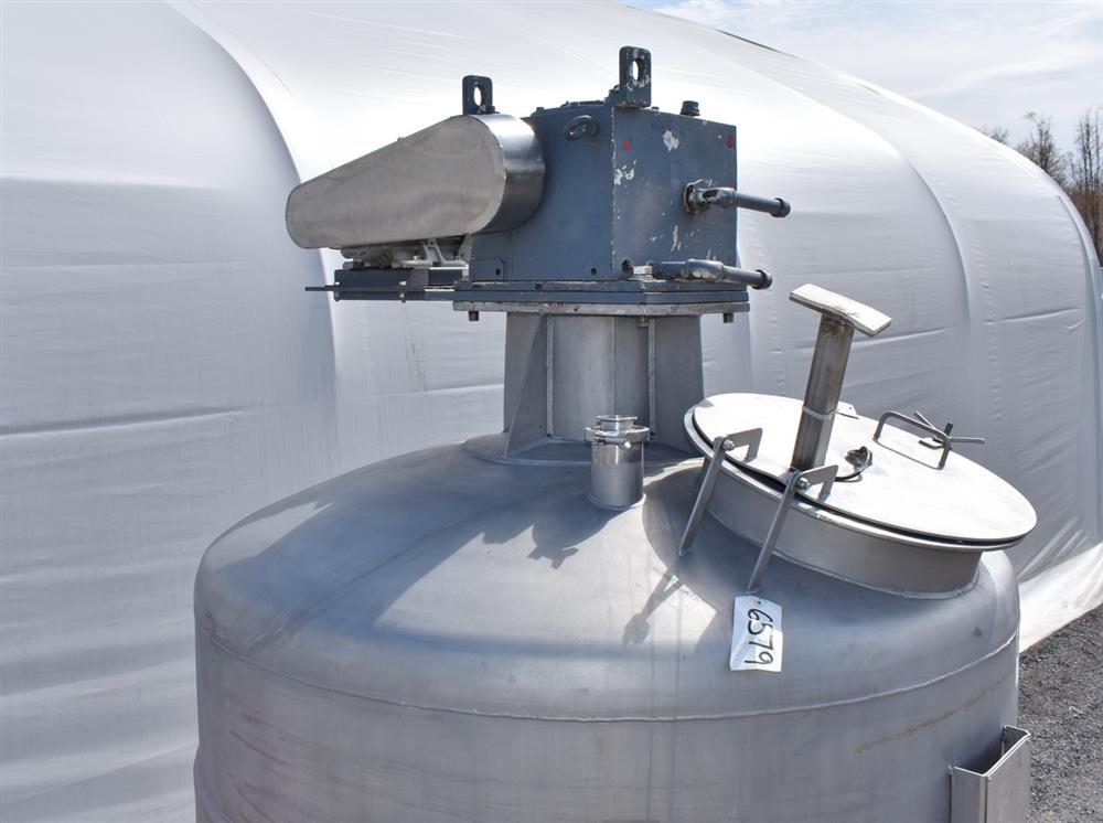 Image 800 Gallon Jacketed Tank with Mixer 1486503