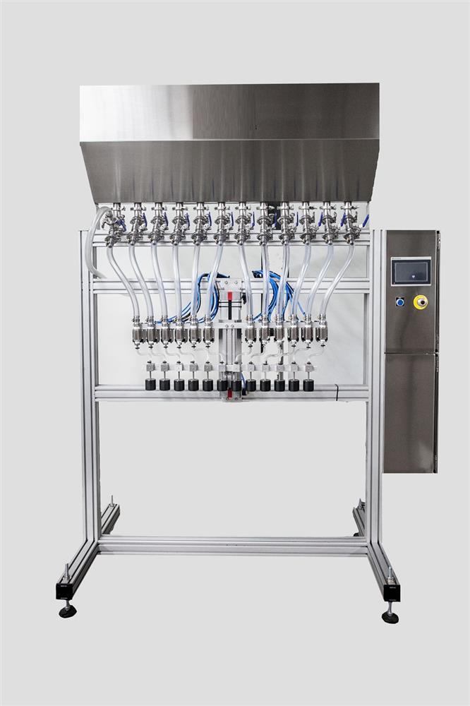 Image 10 Head Pressure Liquid Filler 1486610
