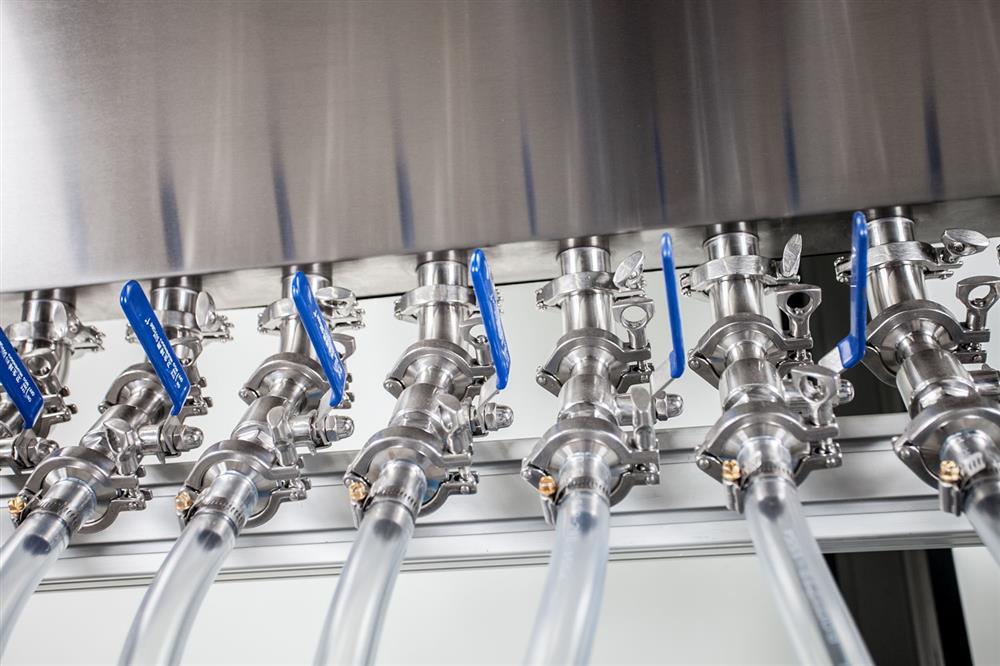 Image 10 Head Pressure Liquid Filler 1486613