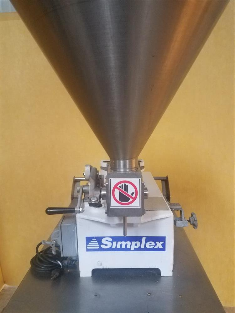 Image SIMPLEX AS-1 Filler for Creams, Paste, Salsas 1486627