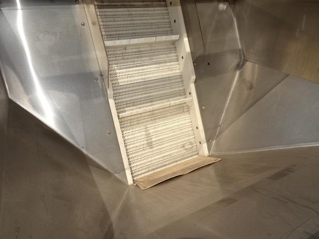 Image NEW ENGLAND MACHINERY Bottle Unscrambler with Elevator Hopper 1486682