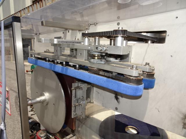 Image NEW ENGLAND MACHINERY Bottle Unscrambler with Elevator Hopper 1486686