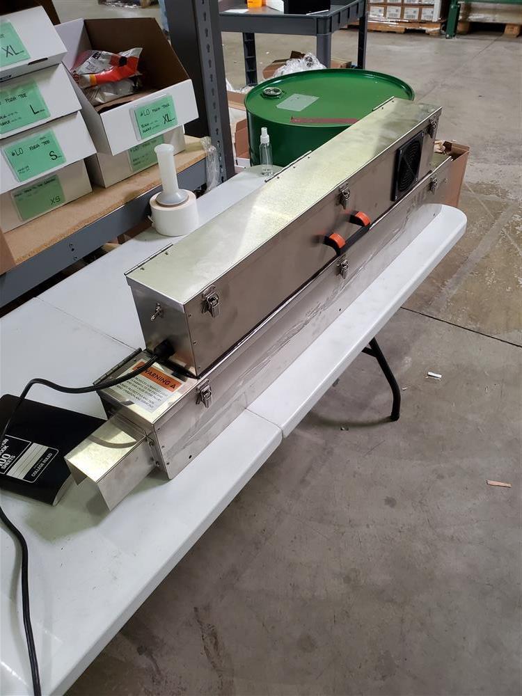 Image Ultraviolet Conveyor Sterilizing System  1487809