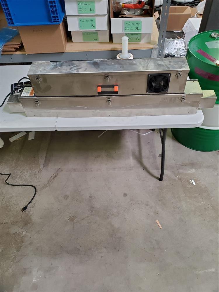 Image Ultraviolet Conveyor Sterilizing System  1487811