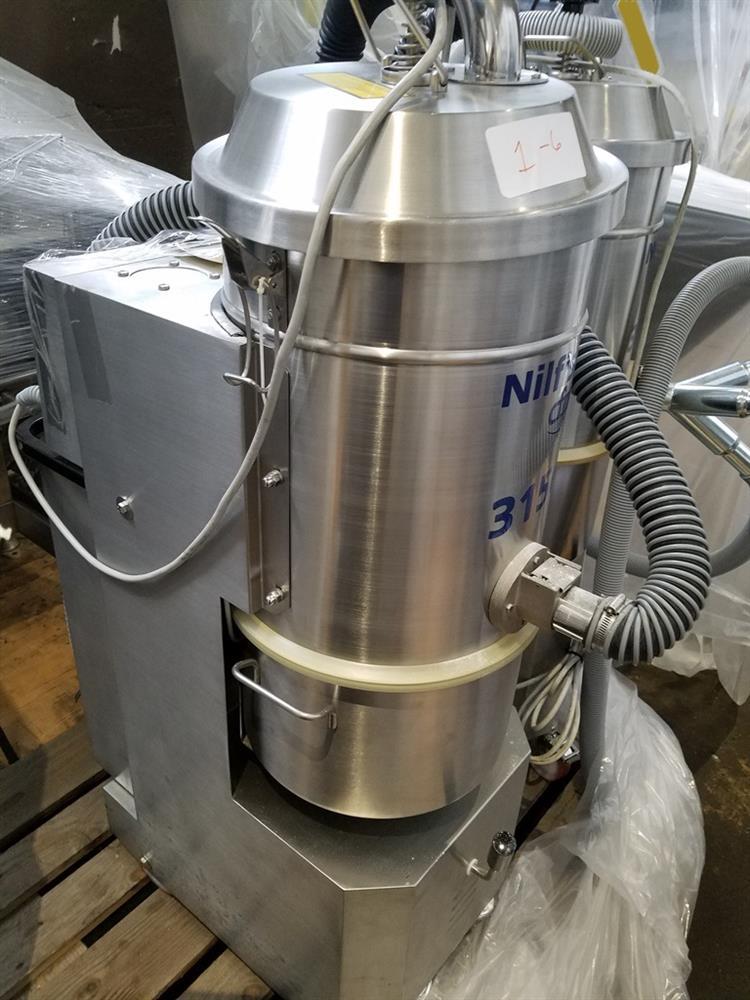 Image NILFISK Industrial Vacuum / Baghouse - Model CFM 3156 1488827