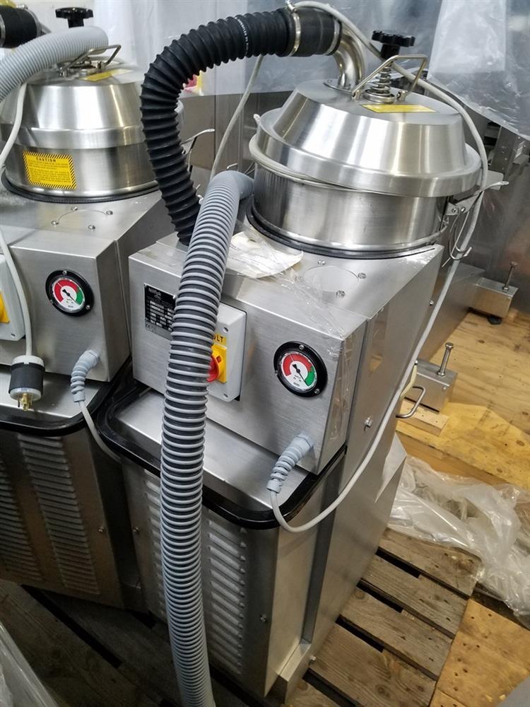 Image NILFISK Industrial Vacuum / Baghouse - Model CFM 3156 1488828