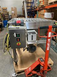 Image IPM SYSTEMS Incline Screw Conveyor - Surge Hopper and Incline Transfer Auger 1490857