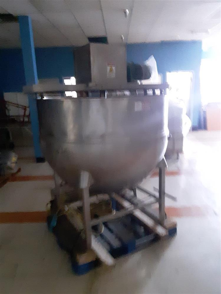 Image 300 Gallon GROEN Mixing Kettle 1491524